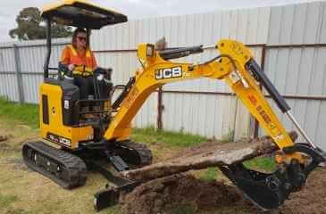Excavator Operations Training Course Ticket