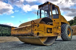 Operate Roller/Compactor licence training course